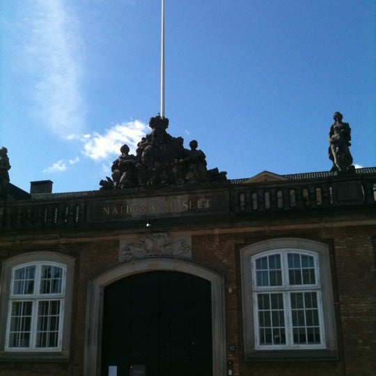 Photo taken at National Museum of Denmark by Ambra B. on 8/20/2011