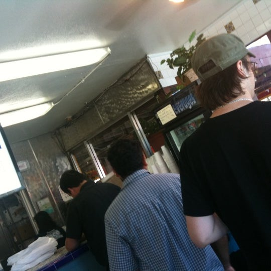 Photo taken at The Original Taco Factory by Bachan A. on 9/11/2011