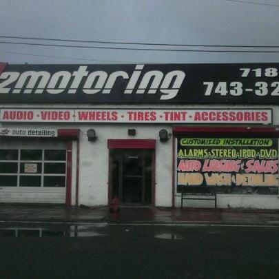 Photo taken at 212 Motoring by Paul M. on 11/23/2011