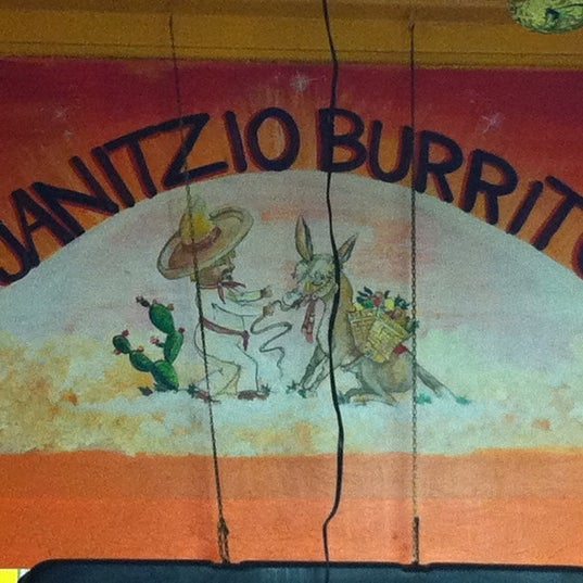 Photo taken at Janitzio Burrito by Rocio C. on 4/9/2011