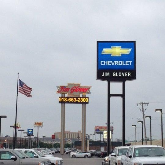 Photo Taken At Jim Glover Chevrolet By Dustin H. On 4/28/2012
