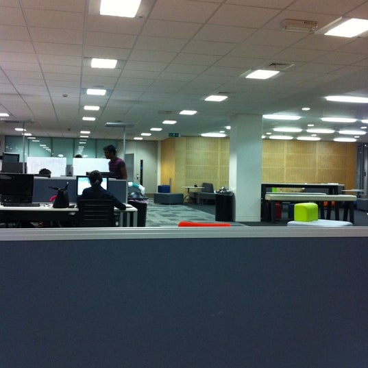 Photo taken at University of Warwick Library by Izwan A. on 6/21/2011