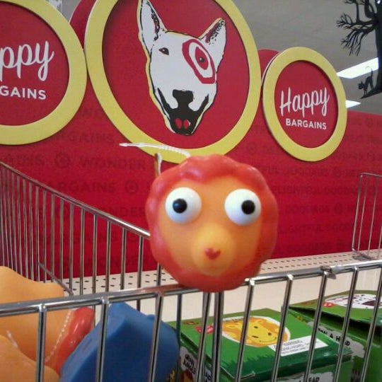 Photo taken at Target by Nicole R. on 10/21/2011