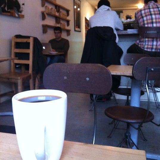Photo taken at Bodhi Coffee by Hazel K. on 2/2/2012