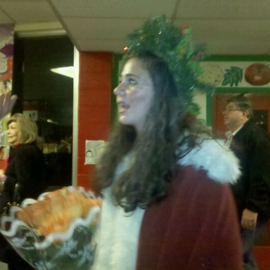 Photo taken at Cherry Hill High School East by Lisa S. on 12/10/2011