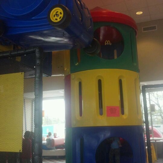 Photo taken at McDonald's by Brian L. on 4/28/2012