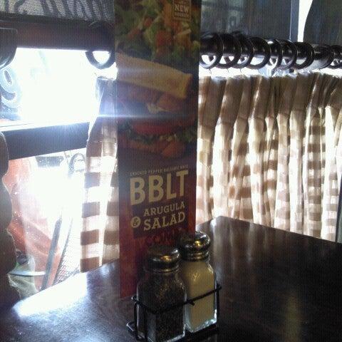 Photo taken at Corner Bakery Cafe by Tony B. on 8/22/2012
