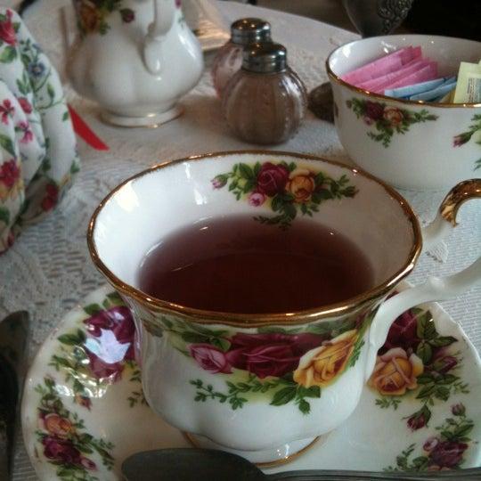 Tea Room Chattanooga Tn