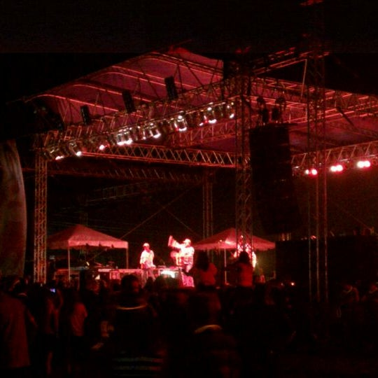 Photo taken at Real Texas Festival by Genevieve on 4/28/2012