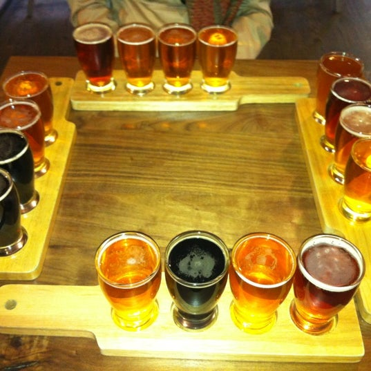 Photo taken at Good Beer NYC by Jeanann C. on 3/24/2012