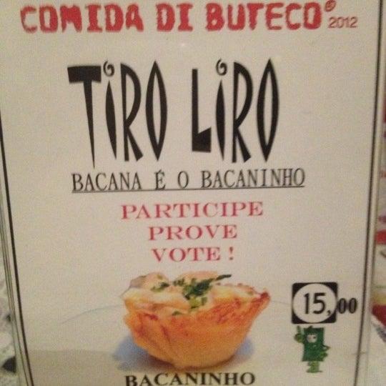 Photo taken at Tiro Liro by Vanêssa R. on 7/12/2012