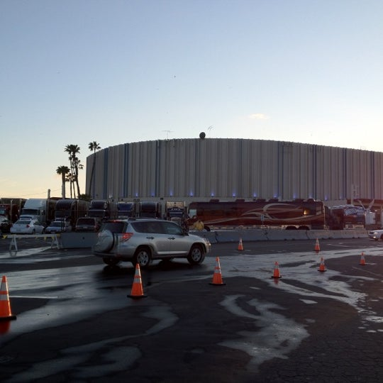 Photo taken at Valley View Casino Center by John R. on 2/14/2012