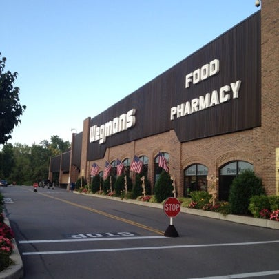 Photo taken at Wegmans by Christine K. on 8/28/2012