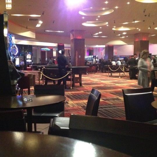 Photo taken at Casino Dreams by Karen F. on 3/8/2012