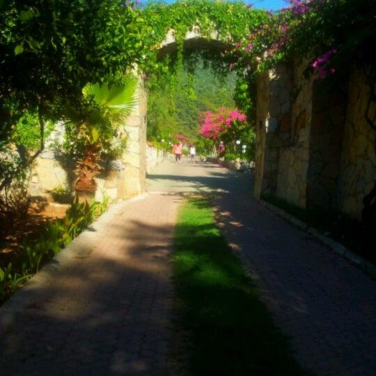 8/26/2012 tarihinde Denisziyaretçi tarafından Paradise Garden Butik Hotel'de çekilen fotoğraf