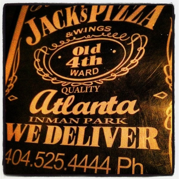 Photo taken at Jack's Pizza & Wings by J L. on 8/4/2012