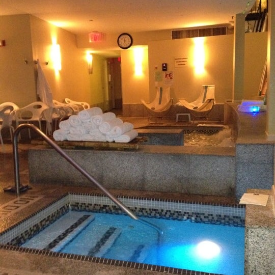 Entertainment Areas More Relaxed But Stylish And Luxe: Great Jones Spa