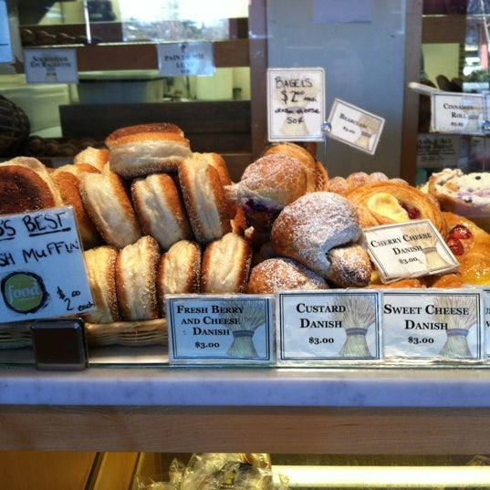 Photo taken at Model Bakery by Jade F. on 2/22/2012