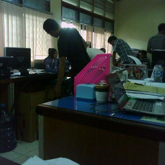 Photo taken at Dinas PU Kota Makassar by Juli N. on 6/8/2012