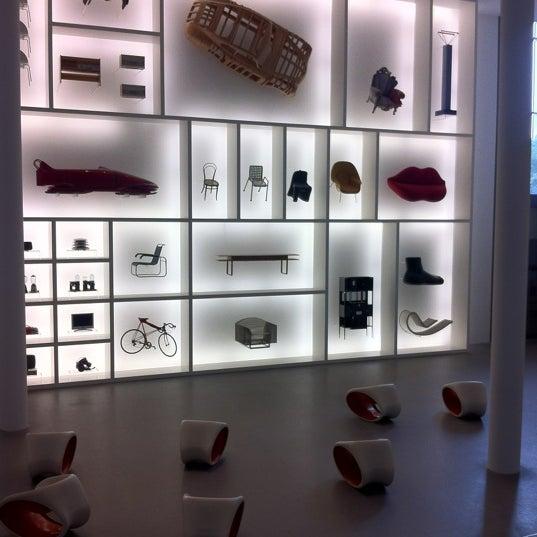Photo taken at Pinakothek der Moderne by Pavel K. on 6/8/2012