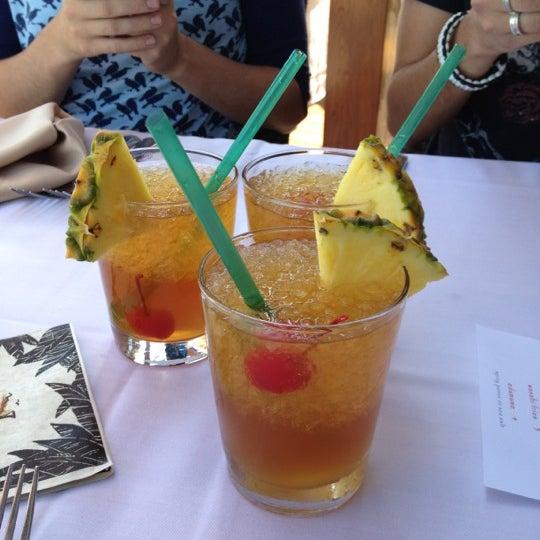 Photo taken at Bali Hai Restaurant by Jennifer J. on 6/6/2012