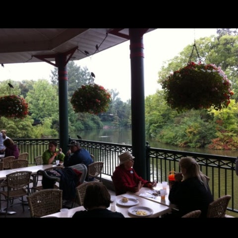 Photo taken at Lakeside Cafe by Cory on 5/10/2012