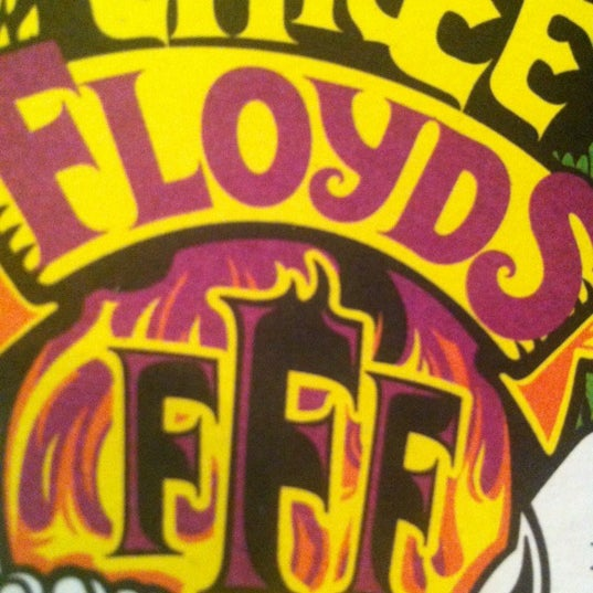 Photo taken at Three Floyds Brewery & Pub by Matt A. on 7/2/2012
