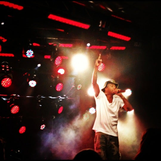 Photo taken at iHeartRadio Theater by iHeartRadio on 8/24/2012