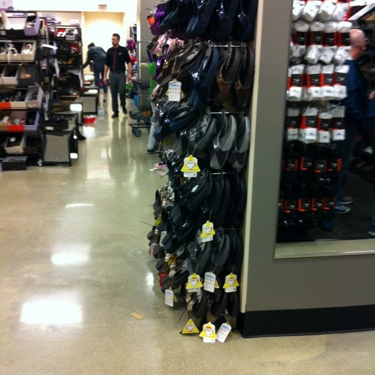 Photo taken at Nordstrom Rack by Blah B. on 3/25/2012