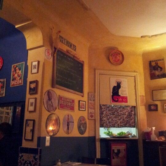 Foto tirada no(a) La Tartine Bistrot por Renilson S. em 9/1/2012