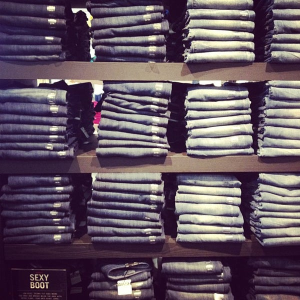 Photo taken at Gap by Chelsea on 7/29/2012