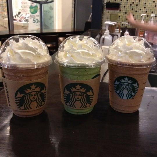 Photo taken at Starbucks by Little L. on 7/9/2012