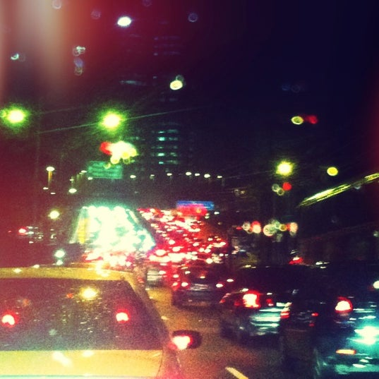 Photo taken at Avenida Brasil by Danilo P. on 4/11/2012
