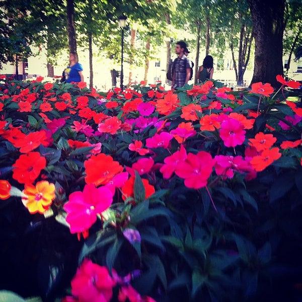 Jardines de albia abando jardines de albia for Hotel husa jardines de albia
