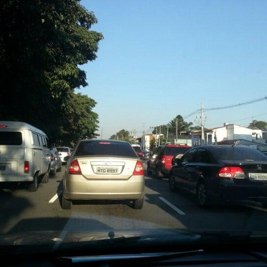 Photo taken at Avenida Brasil by Andrey K. on 7/23/2012