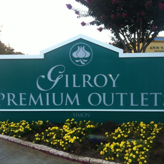 Premium outlets coupons gilroy