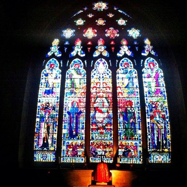 Foto tomada en St Etheldreda por Sheriffof0 el 6/11/2012