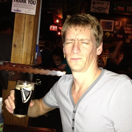 Photo taken at King's Head Pub by Rob M. on 5/5/2012