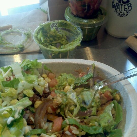Photo taken at Chipotle Mexican Grill by Anna C. on 6/18/2012