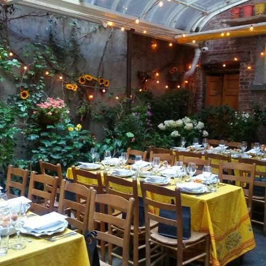 Igluten Free Pasta Italian Restaurants West Village