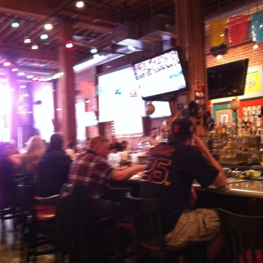 Photo taken at Pedro's Cantina by Tara_Bear on 4/30/2012