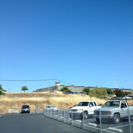 Photo taken at Folsom State Prison (FSP) by Hank Funk on 5/29/2012