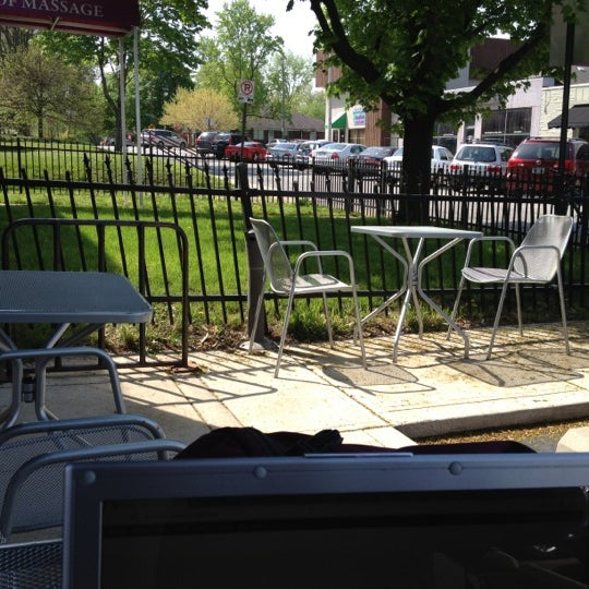 Photo taken at Hubbard & Cravens Coffee and Tea by Andrew G. on 4/3/2012