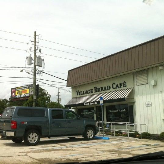 Photo taken at Village Bread Cafe by Jeff O. on 8/29/2012