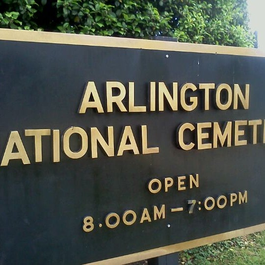 Photo taken at Arlington National Cemetery by Chad M. on 5/2/2012
