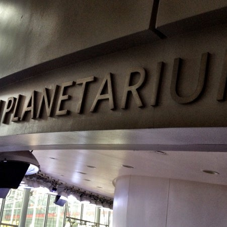 Photo taken at Morrison Planetarium by Eric C. on 7/16/2012