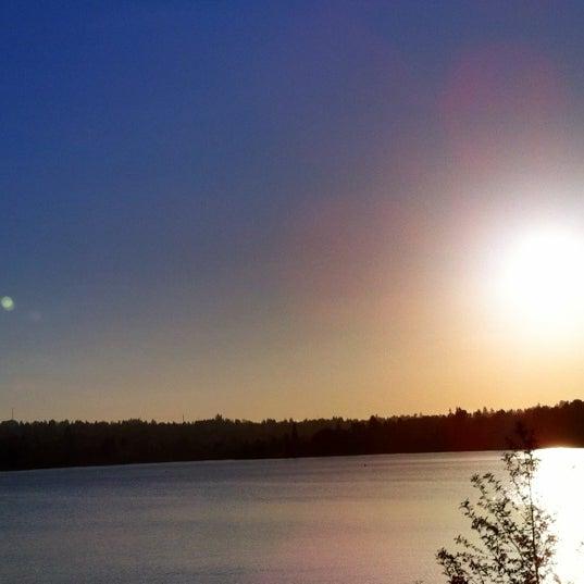 Photo taken at Green Lake Boathouse by Erik B. on 5/15/2012