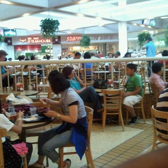 Del Amo Mall Food Court Torrance