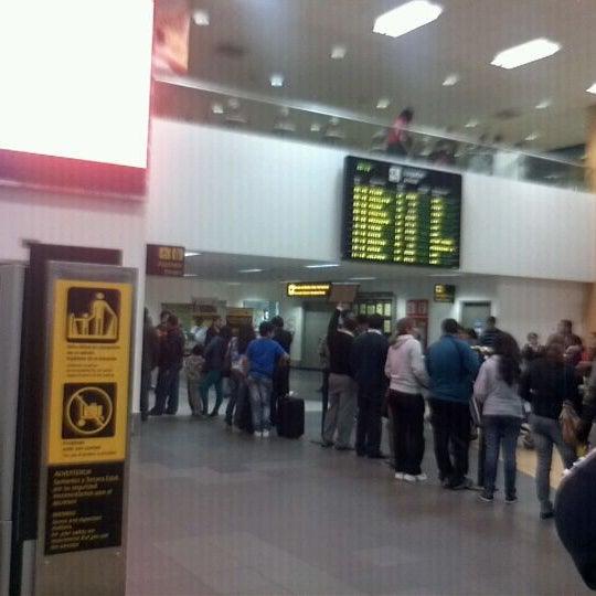 Photo taken at Jorge Chávez International Airport (LIM) by Emanuel S. on 5/30/2012