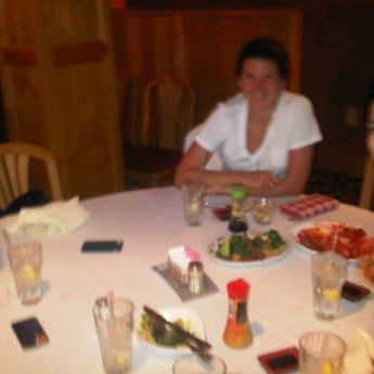 Photo taken at Jacky's Galaxie & Sushi Bar by Gabriela S. on 3/20/2012